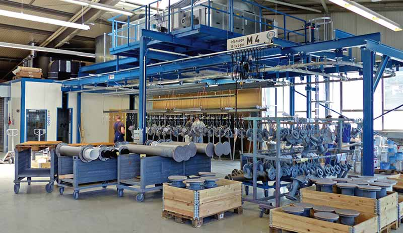 About us | BAUM lined piping GmbH